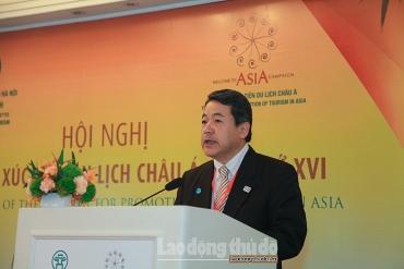Họp nội bộ các thành phố thành viên Hội đồng xúc tiến Du lịch châu Á CPTA