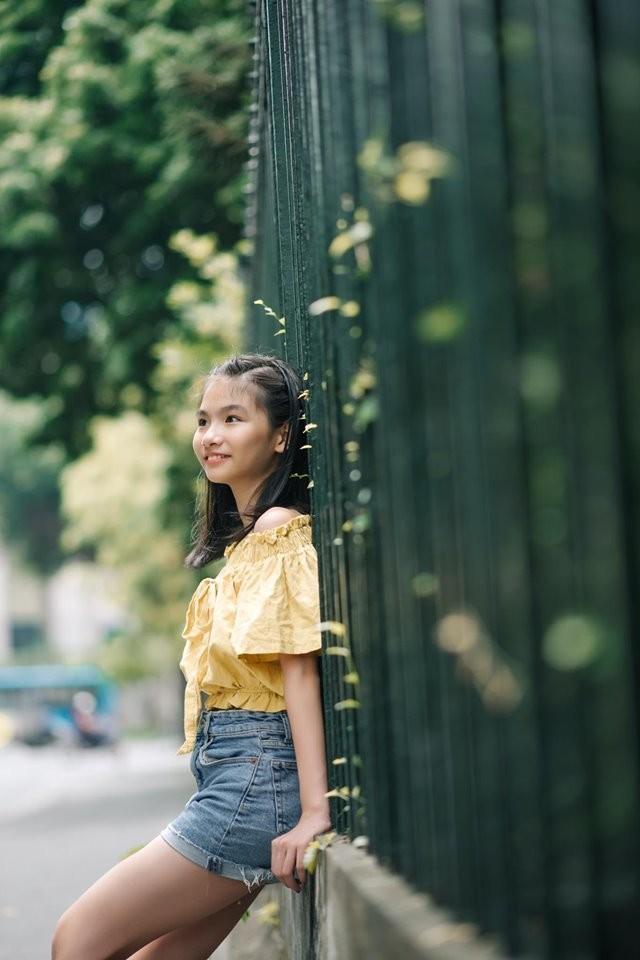 hoa hau nhi linh dan voi kha nang hat tieng anh dinh nhat the voice kids 2019