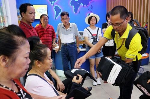 """Vietravel hưởng ứng chiến dịch """"Go Green - Du lịch xanh"""" tại Hà Nội"""