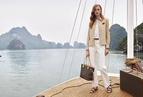 Louis Vuiton lấy hình ảnh du lịch Việt Nam thực hiện chiến dịch quảng bá