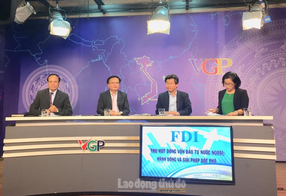 Thu hút vốn đầu tư nước ngoài: Hành động và giải pháp đột phá