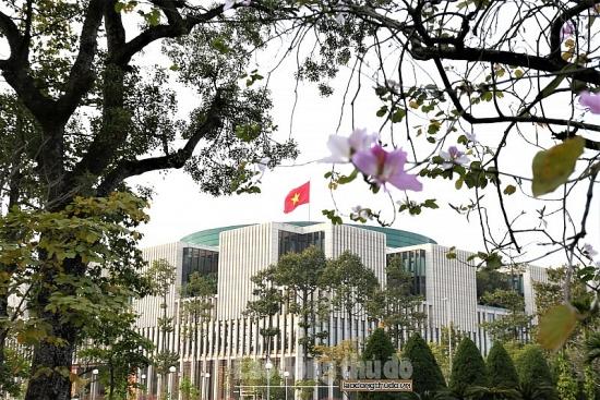Hà Nội trang trí, tuyên truyền cổ động trực quan chào mừng Đại hội thi đua yêu nước
