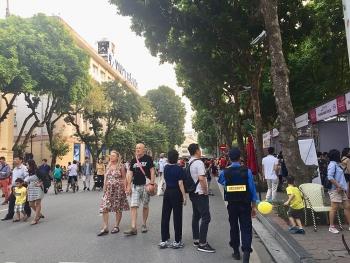 Khách quốc tế đến Việt Nam trong tháng 10 đạt 14,8 nghìn lượt