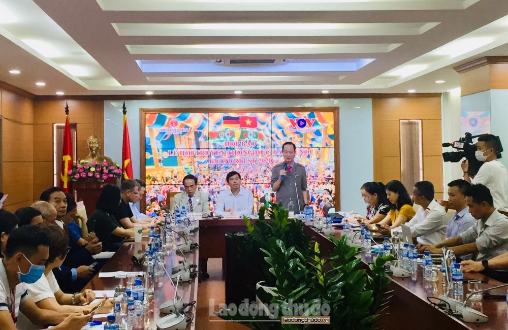 Lễ hội Văn hóa Việt – Đức Kulturfest 2020 sẽ diễn ra đầu tháng 10 tại Hà Nội