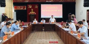 """Huyện Thanh Trì tập trung thực hiện hiệu quả """"mục tiêu kép"""""""