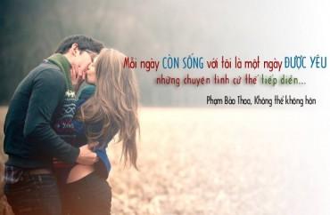 Không thể không hôn, sự phi lý của trái tim!