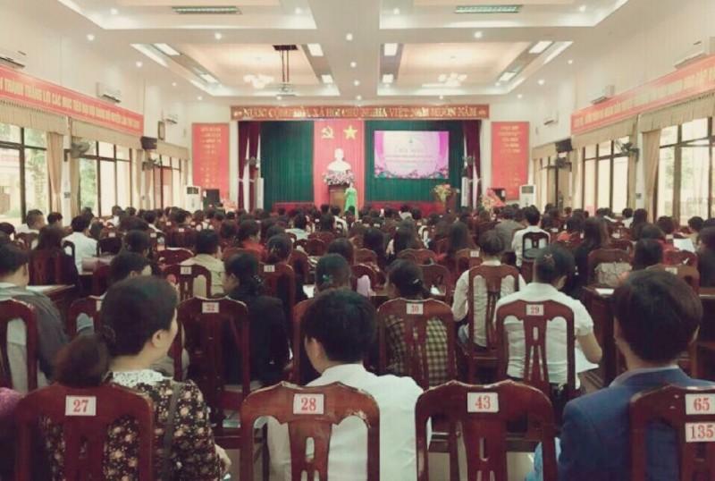 LĐLĐ huyện Thường Tín: Tổ chức kỷ niệm 87 năm Hội LHPN Việt Nam