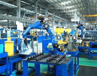 Trường Hải với chiến lược nâng cao tỷ lệ nội địa hóa xuất khẩu ô tô