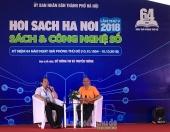 Hy vọng Hà Nội sẽ trở thành kinh đô sách của thế giới