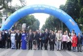 Đại sứ đặc mệnh toàn quyền Nhật Bản tại Việt Nam và Phu nhân đã đến dự ngày hội Mottainai 2018