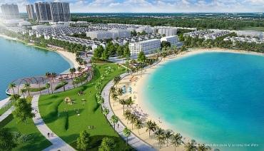 """Vinhome ra mắt """"Thành phố Đại dương"""" Vincity Ocean Park"""