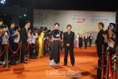 Dàn nghệ sỹ Việt Nam và nước ngoài 'đổ bộ' LHP quốc tế Hà Nội lần thứ 5