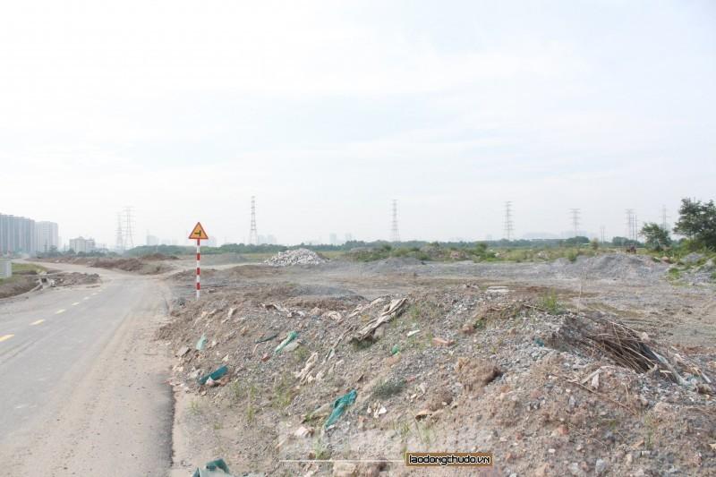 Huyện Thanh Trì xử lý dứt điểm 85 trường hợp vi phạm đất đai