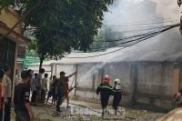 Huyện Thanh Trì: Giữ vững trật tự an toàn xã hội