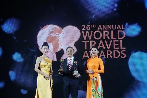Vietravel giành nhiều giải thưởng tại 'Giải thưởng Du lịch thế giới 2019'