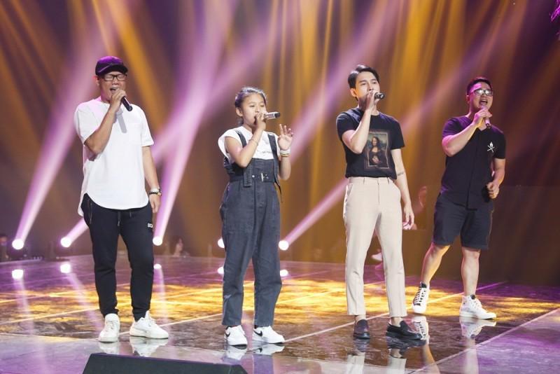 Bán kết The Voice Kids 2019 bùng nổ với dàn khách mời