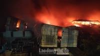 Kiên quyết đình chỉ hoạt động cơ sở vi phạm nghiêm trọng về phòng cháy chữa cháy