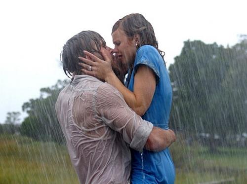 Cơn mưa: Biểu tượng cho sự lãng mạn trong điện ảnh