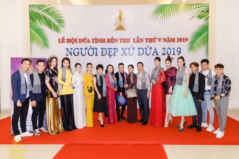 """Công bố Cuộc thi """"Người đẹp xứ Dừa 2019"""""""