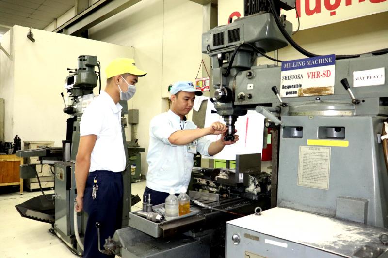 Doanh nghiệp ngành công nghiệp chế biến, chế tạo lạc quan về tình hình sản xuất kinh doanh quý 4