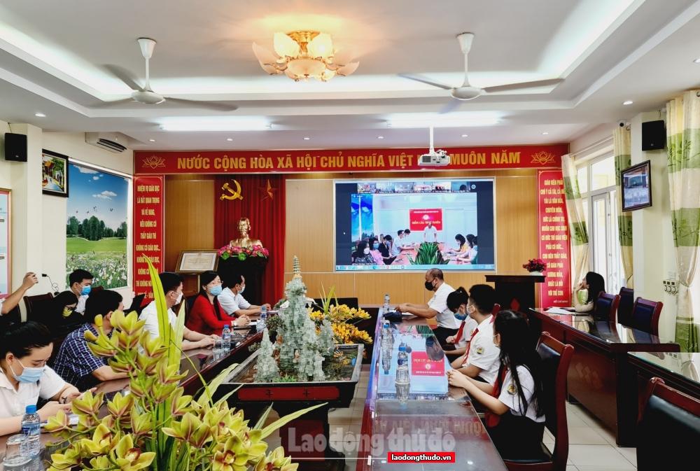 Thanh Trì khai mạc Tuần lễ hưởng ứng học tập suốt đời năm 2021