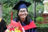 Nữ tiến sĩ bảo vệ thành công trước hạn với 6 bài báo quốc tế