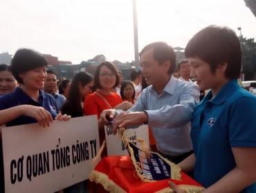 Ngày hội thể thao Hanoitourist năm 2017