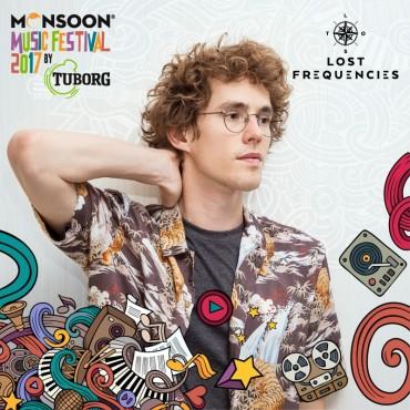 Nghệ sỹ tài năng người Bỉ - Lost Frequencies sẽ tham gia Lễ hội Âm nhạc Quốc tế Gió mùa