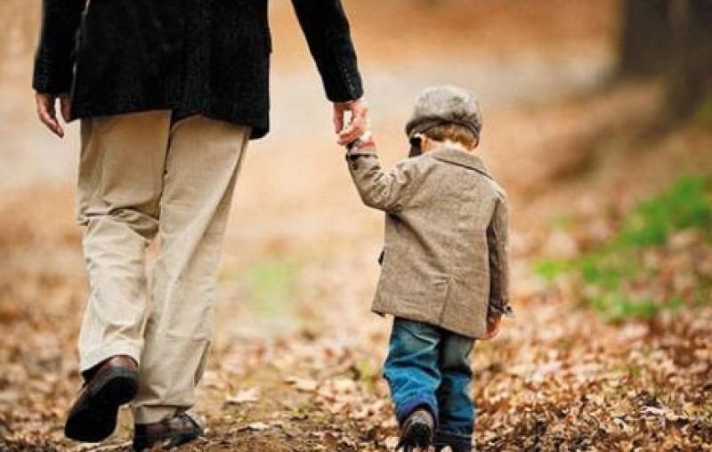 Đừng phát hoảng khi làm bố đơn thân