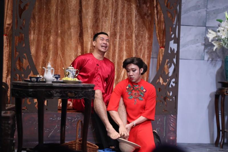 Trấn Thành đem thần thái 'Lâm Khánh Chi' lên 'Ơn giời' mùa 4