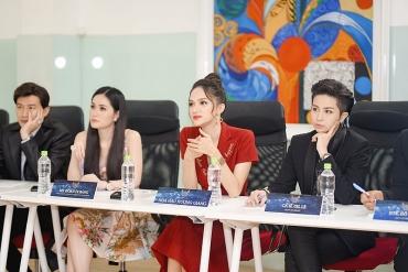 'The Tiffany Vietnam' tuyển sinh sôi động cùng hoa hậu Hương Giang và Gil Lê