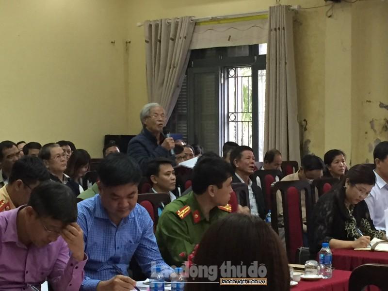 Thành phố chỉ đạo bố trí vốn để đảm bảo tiến độ GPMB cho các dự án huyện Thanh Trì