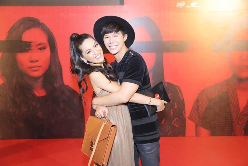 Nathan Lee hội ngộ hoa hậu Isabelle Du sau 6 năm xa cách