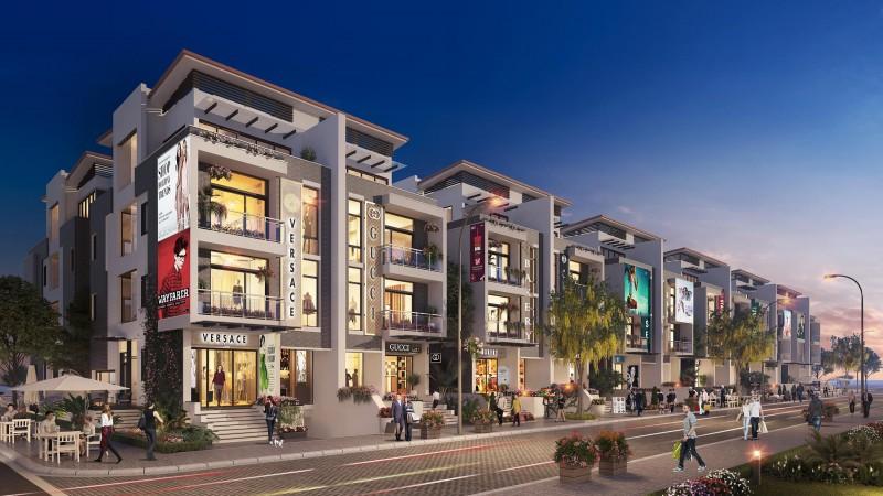 """E-commerce và """"mối quan hệ"""" với biệt thự nhà phố thương mại"""