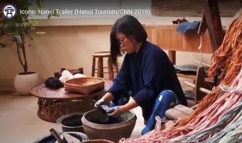 'Iconic Hanoi/ Biểu tượng Hà Nội' phát sóng trên CNN từ ngày 2/11 đến 6/11