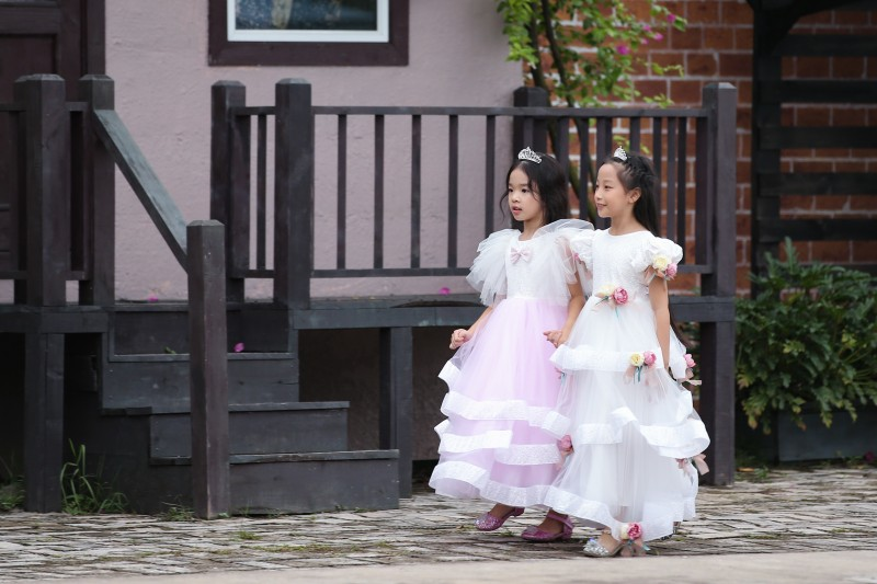 Mãn nhãn với Tuần lễ thời trang trẻ em Việt Nam