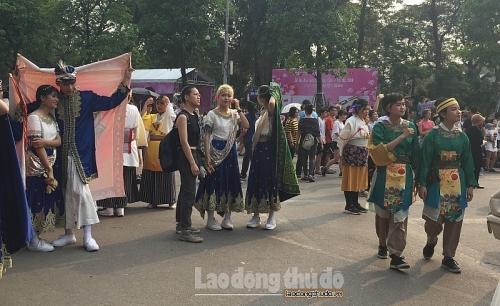 Đã tổ chức 410 sự kiện văn hóa quy mô lớn tại phố đi bộ hồ Hoàn Kiếm