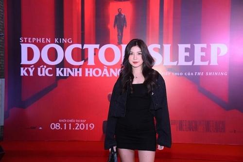 Dàn sao Việt đình đám hội ngộ chào đón siêu phẩm kinh dị 'Doctor Sleep: Ký ức kinh hoàng'