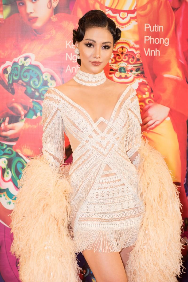 phuong khanh noi bat tai asian kids fashion week