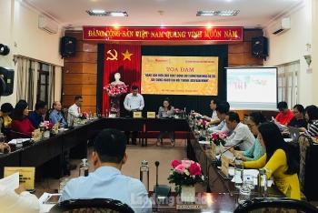 Tọa đàm trực tuyến nâng cao văn hóa cơ sở, xây dựng người Hà Nội thanh lịch, văn minh