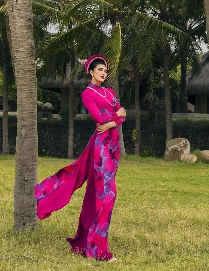 Siêu mẫu Tuyết Trần: đến với thời trang như một định hướng