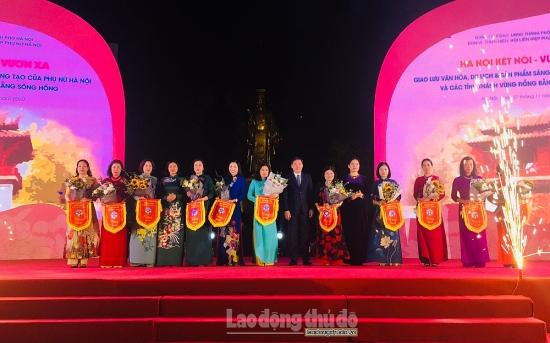 """Khai mạc chương trình giao lưu văn hóa, du lịch """"Hà Nội kết nối – vươn xa"""""""