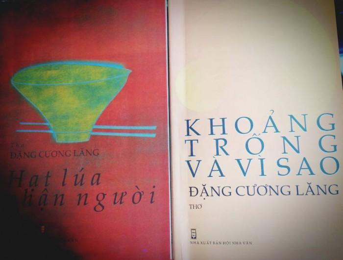 Ra mắt 2 tập thơ của nhà thơ Đặng Cương Lăng