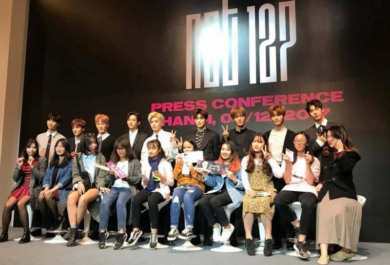 Nhóm nhạc đình đám xứ Kim Chi NCT 127 đến Việt Nam