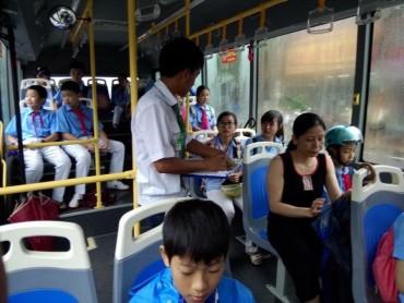 Lào Cai: Áp dụng thành công giải pháp vận tải hành khách công cộng bằng xe buýt