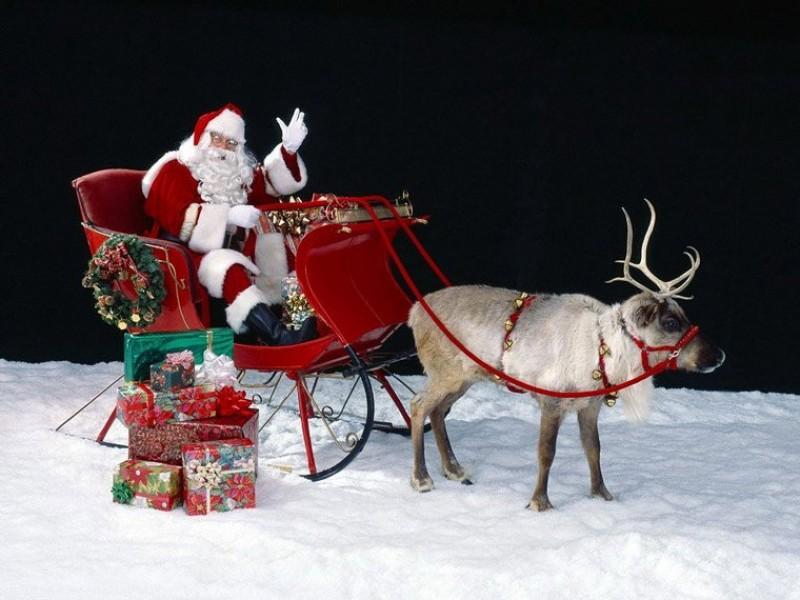 Xuất xứ và ý nghĩa của hình ảnh ông già Noel