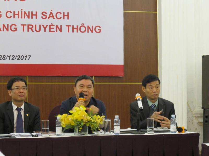 Hội thảo 'Truyền thông chính sách và xử lý khủng hoảng truyền thông'