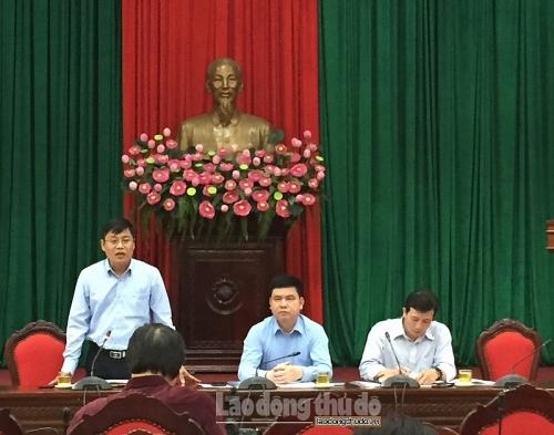Huyện Thanh Trì hoàn thành mục tiêu để trở thành quận