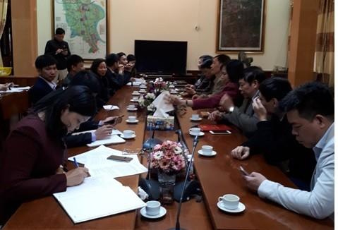 Hội nghị Ban chấp hành LĐLĐ huyện Thường Tín
