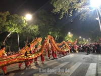 Lễ hội văn hóa dân gian trong đời sống đương đại thu hút 6 vạn du khách